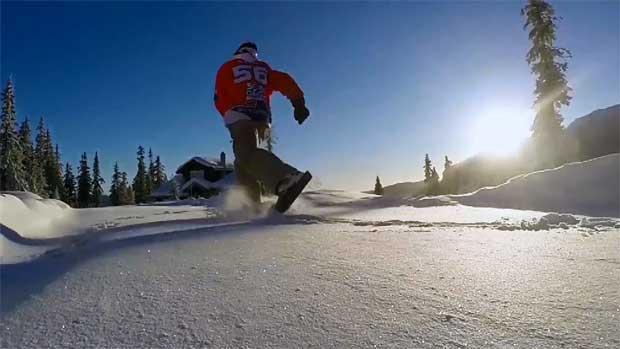 Le JT Montagne : le Sled Dogs Snowskates