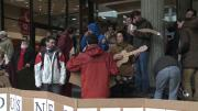 Les artistes de rue d'Annecy inquiets pour leur futur