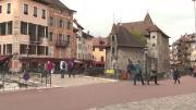 Seconde jeunesse pour les Vieilles Prisons d'Annecy