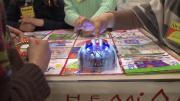 Des robots programmés par de jeunes élèves