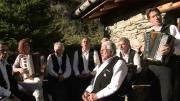 La Place du Village :  Les Citharins dans les alpages de Bourg-Saint-Maurice