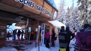 Megève-Chamonix en pointillés