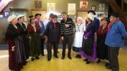 La place du village : A la découverte du groupe folklorique « La Sabaudia » à Thonon les Bains