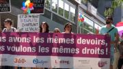 La gay pride des montagnes suisses
