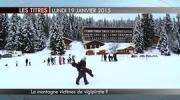 8 info - JT du lundi 19 janvier 2015