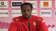 Interview de Kassim Abdallah avant Nice