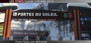 Châtel : France et Suisse reliées par 2 nouveaux télésièges