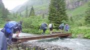 Des vacances à la montagne, à Passy