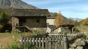 La Place du Village : Le Monal à Sainte Foy-Tarentaise