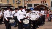 Megève fête le 14 juillet