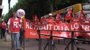 Chambéry à nouveau dans la rue contre la loi Travail