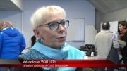 Véronique Wallon réagit pour l'hôpital de Moûtiers