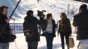 Nathalie Kosciusko Morizet commence sa campagne aux Gets