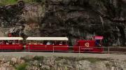 La Place du Village : Verticalp à Emosson (Finhaut - Suisse)