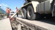 La série : la plus grande ligne électrique souterraine du monde en construction en Savoie (2)