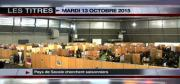 8 info - le JT du mardi 13 octobre 2015