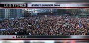 8 info - le JT du jeudi 7 janvier 2016