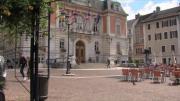 Les réactions post-attentat à Chambéry