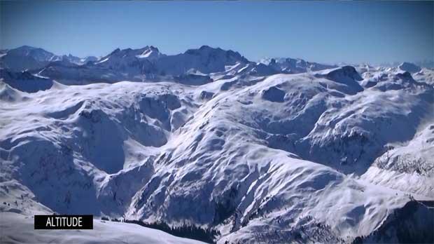 Altitude : Les Contamînes-Montjoie