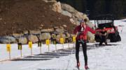 Le ski nordique se prépare à la Féclaz