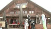 La Place du Village : Sur les pentes du Mont d'Arbois (Megève)