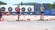 Rentrée sur les skis-roues pour les athlètes de l'Équipe de France de ski