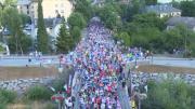 L'étape du Tour à St-Jean-de-Maurienne