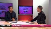 ETG FC : le débrief du match contre Lyon