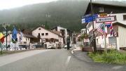 La Place du Village : Mijoux (Jura)