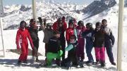 Les trois Vallées : Les joies du ski pour des jeunes alsaciens