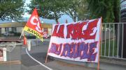 Les blocages continuent à Chambéry