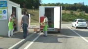 Allonzier-la-Caille : Un drive fermier sur l'autoroute