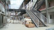 Le grand chantier des papeteries de Cran-Gevrier