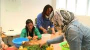 Solidarités : La maison des familles
