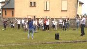 Des flashmobs pour les 70 ans du Secours Catholique 74