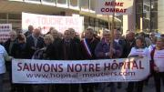 Hôpital de Moûtiers : Le combat continue