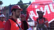 206 travailleurs licenciés du chantier du CEVA