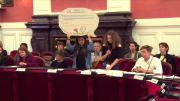 Le Conseil Départemental des Jeunes de Savoie en plein travaux