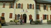 La Place du Village : Bloye (Haute-Savoie)