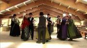 La place du village : Accordéon et chansons dans le Beaufortain