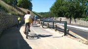 Inauguration de la voie verte de Talloires : chacun sa route