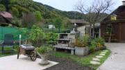 La place du village : Rencontres à Vougy (Vallée de l'Arve)