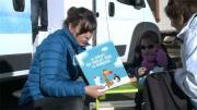 Solidarités : une librairie ambulante sur les routes des Pays de Savoie