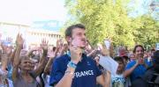Aix-les-Bains fête son champion