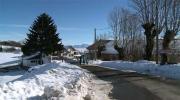 La Place du Village : La Croisette (La Muraz) au Salève