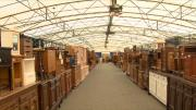 Cluses : un marché aux puces géant ouvre ses portes