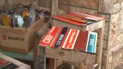 Poisy : Wood Stock fait du neuf avec du vieux