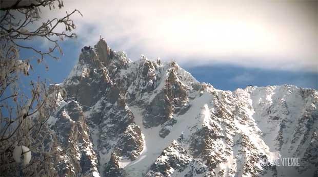 Documenterre : le réchauffement climatique dans les Alpes (Episode 2)