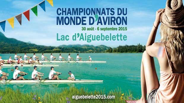 Cérémonie d'ouverture des championnats du monde d'aviron