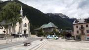 Plan cadastral à Chamonix